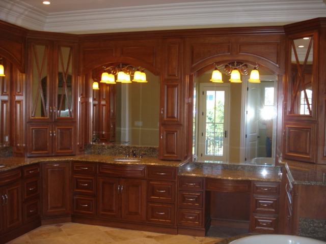 Bathroom Cabinets And Vanities custom bathroom cabinets & vanities | gallery | classic kitchens
