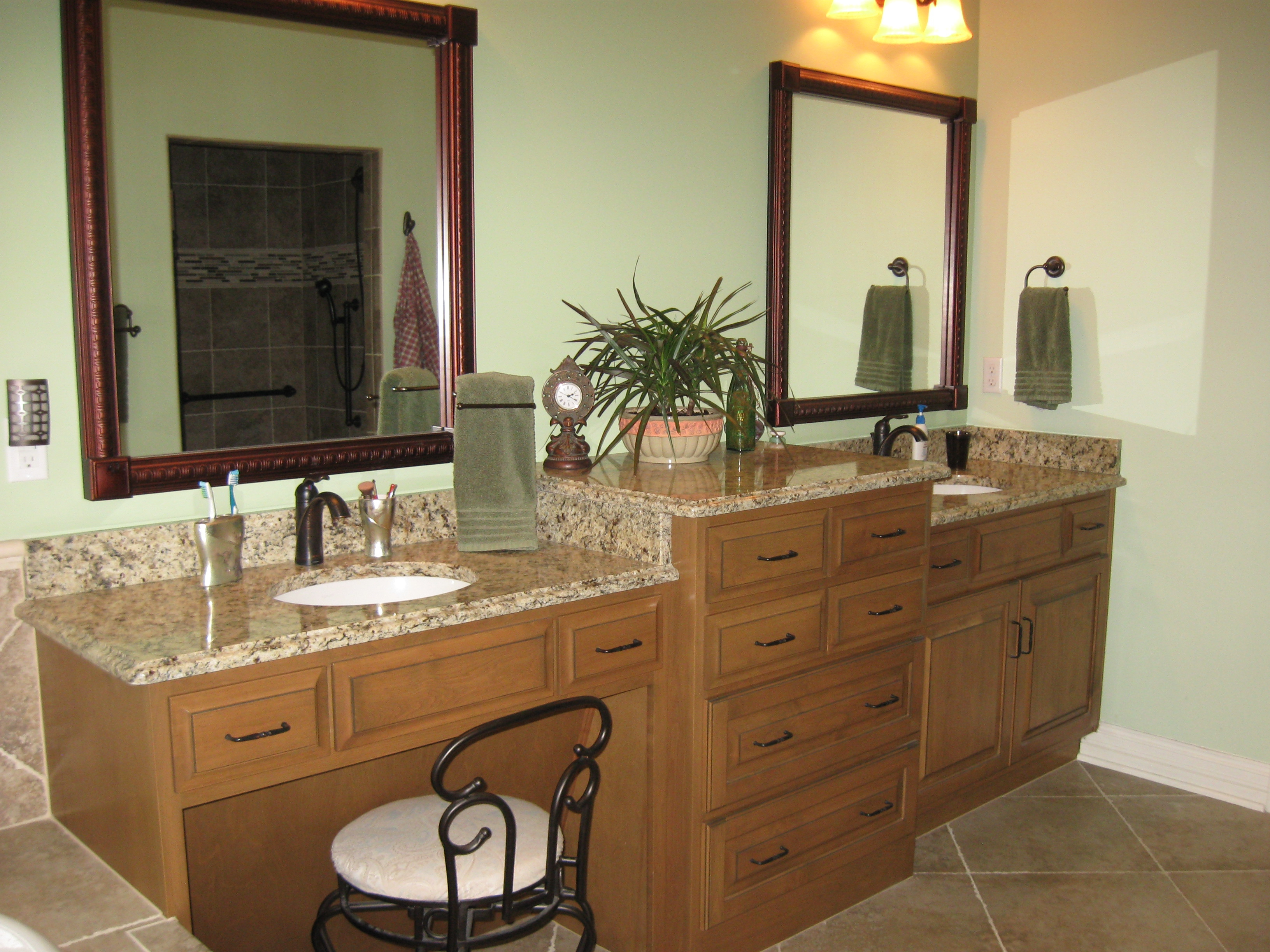Bathroom Cabinets Louisville Ky custom bathroom cabinets & vanities | gallery | classic kitchens