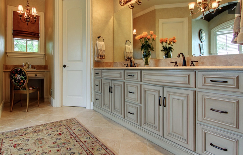 Custom Bathroom Cabinets & Vanities | Gallery | Classic Kitchens ...