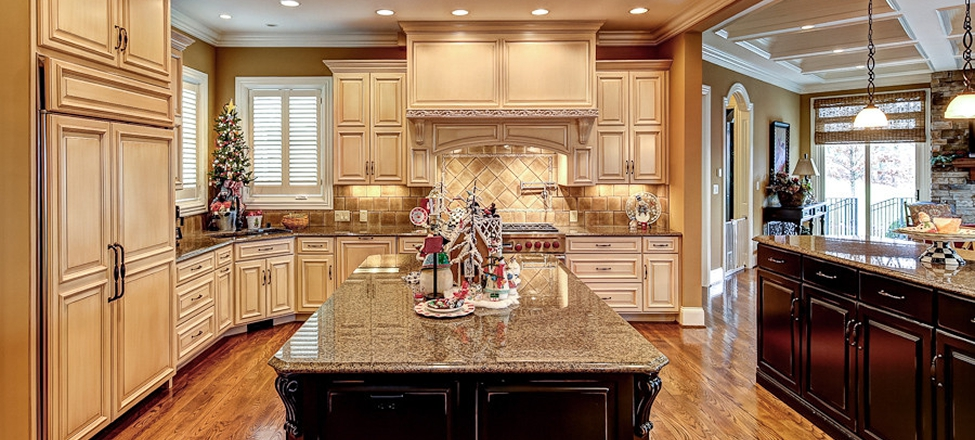 Classic Kitchen Cabinets Amusing Classic Kitchens Of Campbellsville  Custom Cabinets In Louisville Design Inspiration